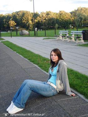 Najładniejsze zdjęcie użytkownika optymistka1987 - ja w Augustowie ;)