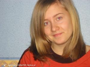 Zdjęcie użytkownika agunia123456789 (kobieta), Libiąż