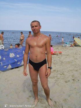 Najładniejsze zdjęcie użytkownika leoncisew1 - LATO 2006 KRYNICA MORSKA