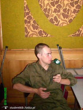 Najładniejsze zdjęcie użytkownika studentklb - kapral podchorąży -klub żołnierski