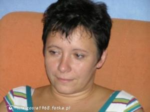 Zdjęcie użytkownika malgosia1968 (kobieta), Łódź