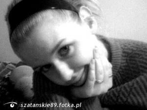 Zdjęcie użytkownika szatanskie89 (kobieta), Łochowice
