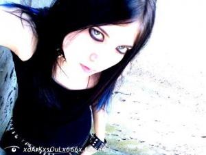 Zdjęcie użytkownika xdArKxsOuLx666x (kobieta), Hell-Ville