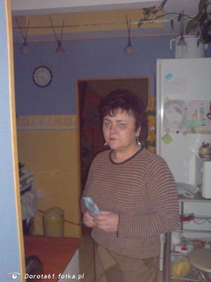 Zdjęcie użytkownika Dorota61 (kobieta), Łódź