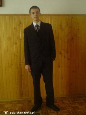 Zdjęcie użytkownika petrick16 (mężczyzna), Lisewo