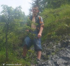 Zdjęcie użytkownika skatemax (mężczyzna), Lipnica Wielka