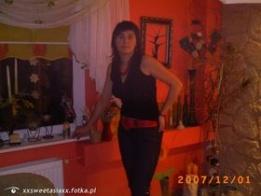 Najładniejsze zdjęcie użytkownika xxsweetasiaxx - Andrzejki 2007