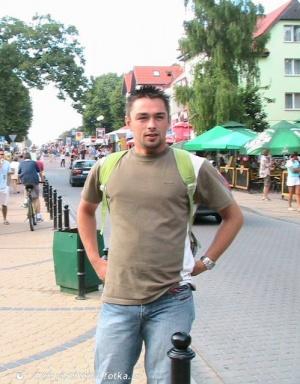 Zdjęcie użytkownika CZuLyDOtYk83 (mężczyzna), Lipno
