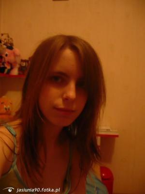 Zdjęcie użytkownika jasiunia90 (kobieta), Wołomin