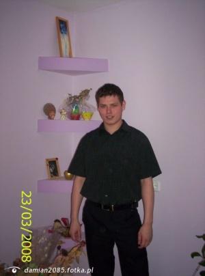 Zdjęcie użytkownika damian2085 (mężczyzna), Lisków