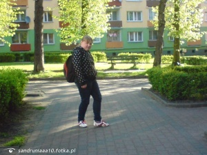 Zdjęcie użytkownika sandruniaaa10 (kobieta), Łobez