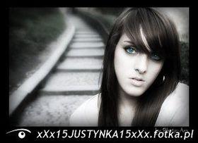 Najładniejsze zdjęcie użytkownika xXx15JUSTYNKA15xXx - Czy te oczy mogą kłamać?
