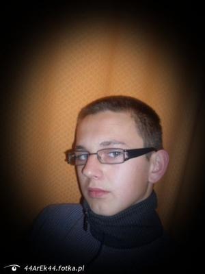 Zdjęcie użytkownika 44ArEk44 (mężczyzna), Ligota Polska