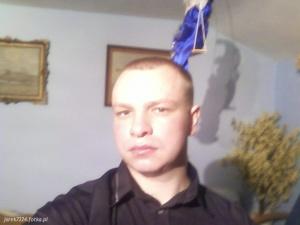 Zdjęcie użytkownika jarek7224 (mężczyzna), Łódź