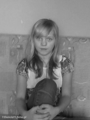 Zdjęcie użytkownika 11Domcia11 (kobieta), Lipnica Mała