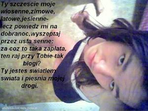 Zdjęcie użytkownika xXxDoSiAcZeK14xXx (kobieta), Lipnica Mała