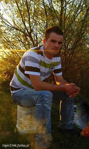 Zdjęcie użytkownika tiger2144 (mężczyzna), Ligota Mała