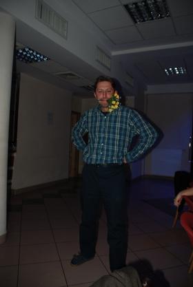 Najładniejsze zdjęcie użytkownika petruszczecin - tango niemalże z różą w zębach.JPG