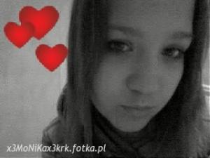 Zdjęcie użytkownika x3MoNiKax3krk (kobieta), Šurany