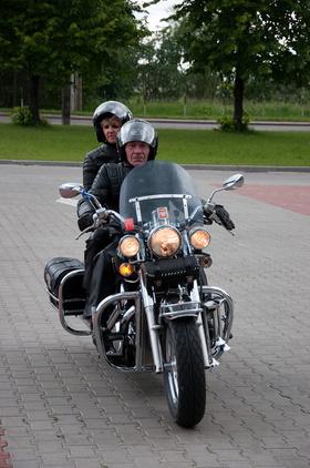 Zlot motocyklowy Elbląg 2009-06-06