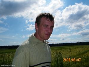 Zdjęcie użytkownika Bandzior80 (mężczyzna), Lipno