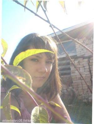 Zdjęcie użytkownika asiawlodarz20 (kobieta), Lisowo