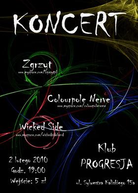 Plakaty koncertow