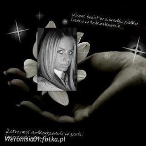 Zdjęcie użytkownika Weronisia01 (kobieta), Warszawa