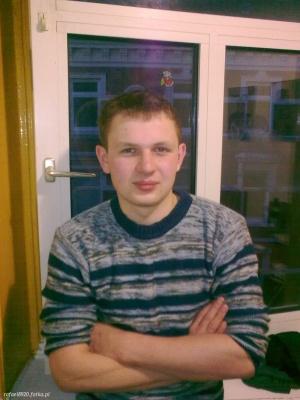 Zdjęcie użytkownika rafael8920 (mężczyzna), Ligota Turawska