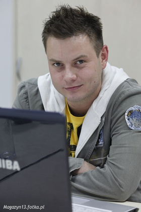Bartek Wrona - czat