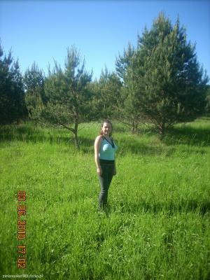 Zdjęcie użytkownika zielonooka1983 (kobieta), Łobez