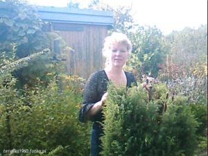 Zdjęcie użytkownika tereska1960 (kobieta), Łódź