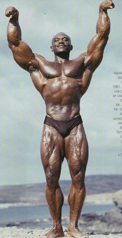 Mr. Olimpia - kulturystyka - zdjęcie 20