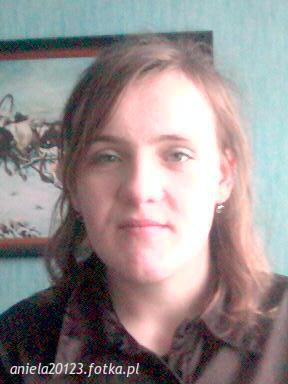 Zdjęcie użytkownika aniela20123 (kobieta), Lińsk