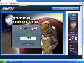 Astro Shooter