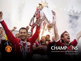 Manchester United mistrzem Anglii 2010/2011!!!