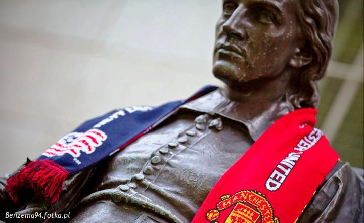 Wizyta United na Uniwersytecie Harwarda! - MANCHESTER UNITED - OD KOŁYSKI AŻ PO GRÓB - zdjęcie 5