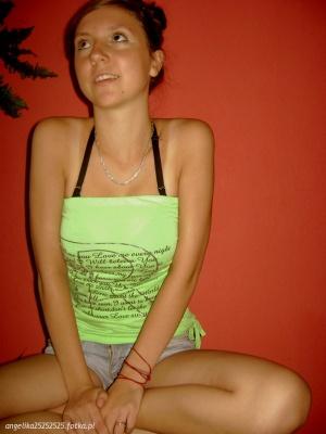 Zdjęcie użytkownika angelika25252525 (kobieta), Sulechów