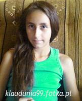 Zdjęcie użytkownika klaudunia99 (kobieta), Lipiany