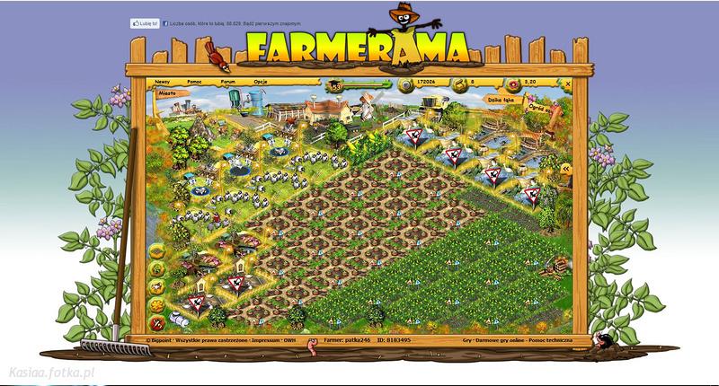 Farmerama - Gry - fani gier. - zdjęcie 3