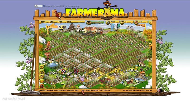 Farmerama - Gry - fani gier. - zdjęcie 4