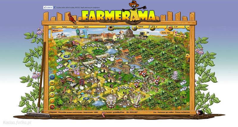 Farmerama - Gry - fani gier. - zdjęcie 5