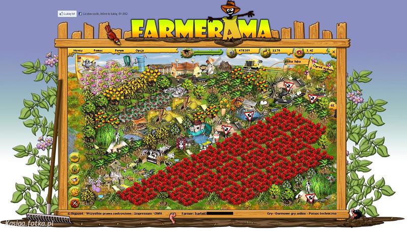 Farmerama - Gry - fani gier. - zdjęcie 7