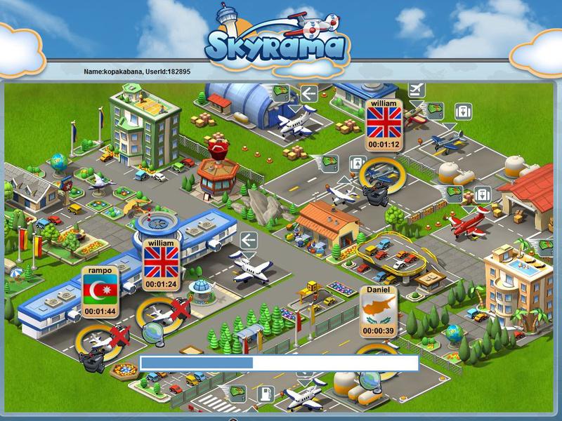 skyrama online