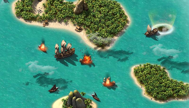 Zrzuty Ekranu - Pirate Storm - zdjęcie 2