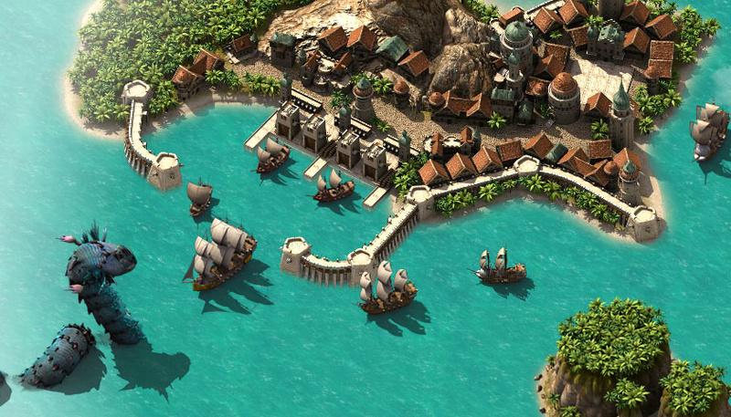 Zrzuty Ekranu - Pirate Storm - zdjęcie 3