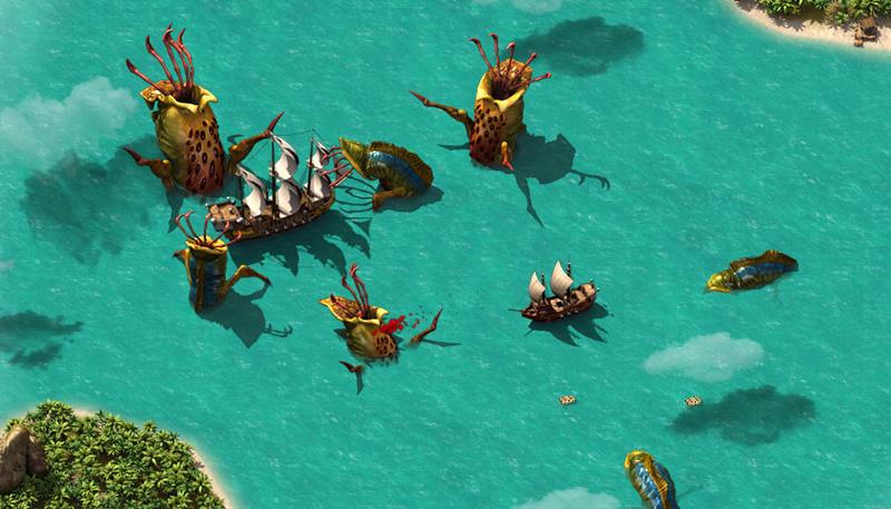 Zrzuty Ekranu - Pirate Storm - zdjęcie 4
