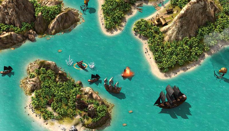 Zrzuty Ekranu - Pirate Storm - zdjęcie 5