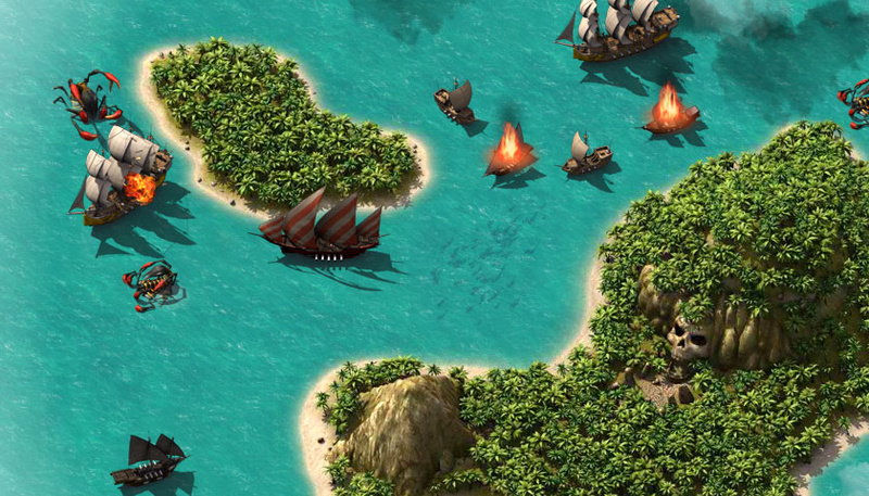 Zrzuty Ekranu - Pirate Storm - zdjęcie 6