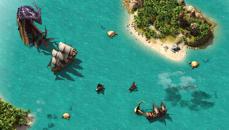 Zrzuty Ekranu - Pirate Storm - zdjęcie 8